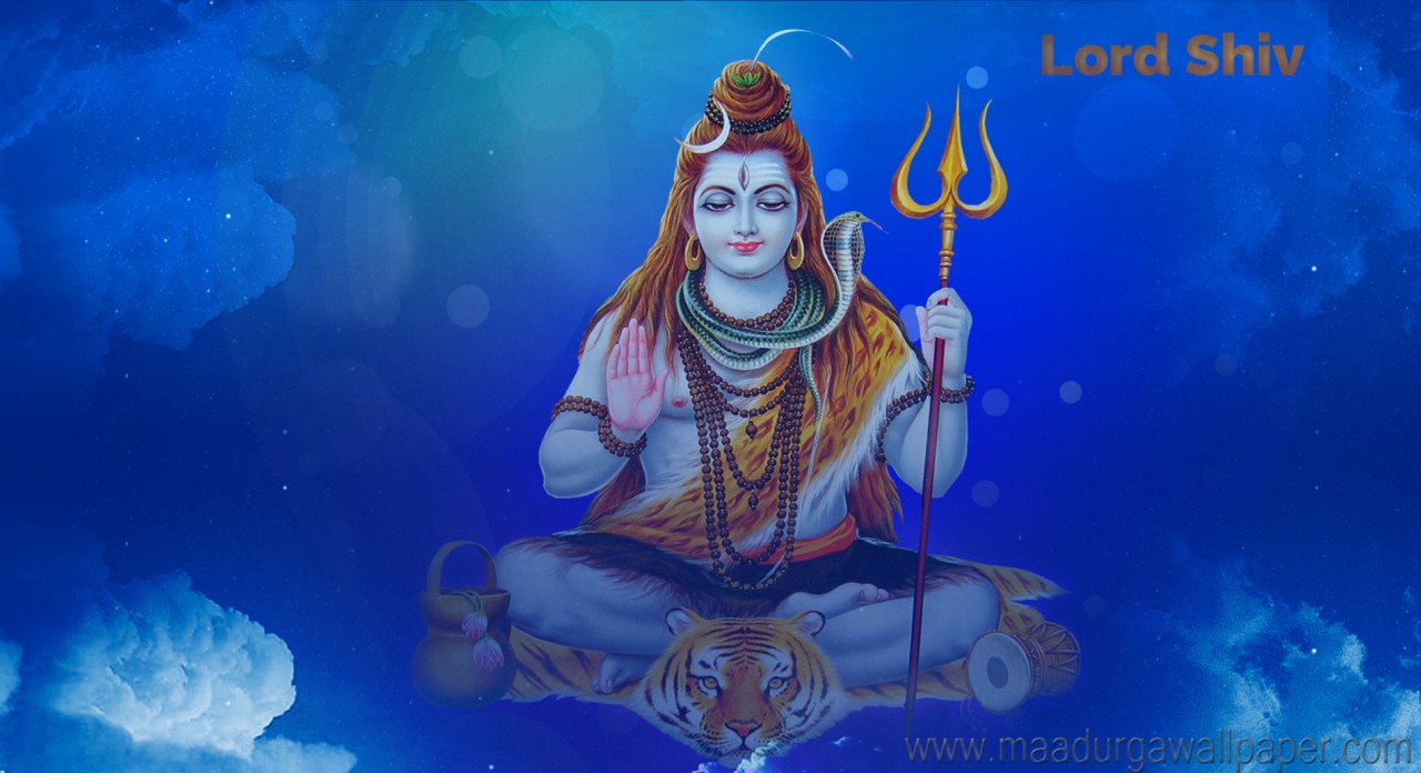 God Wallpaper Lord Shiva Wallpapers Lord Shiva HD Wallpapers 1280x696