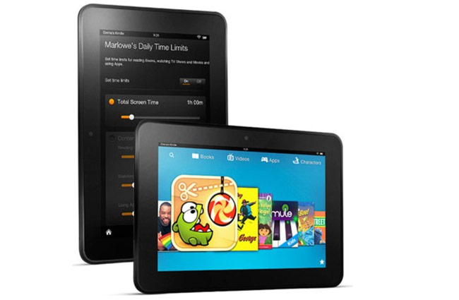 kindle fire hd features a resolution of 1280 x 800 pixels fire 650x425