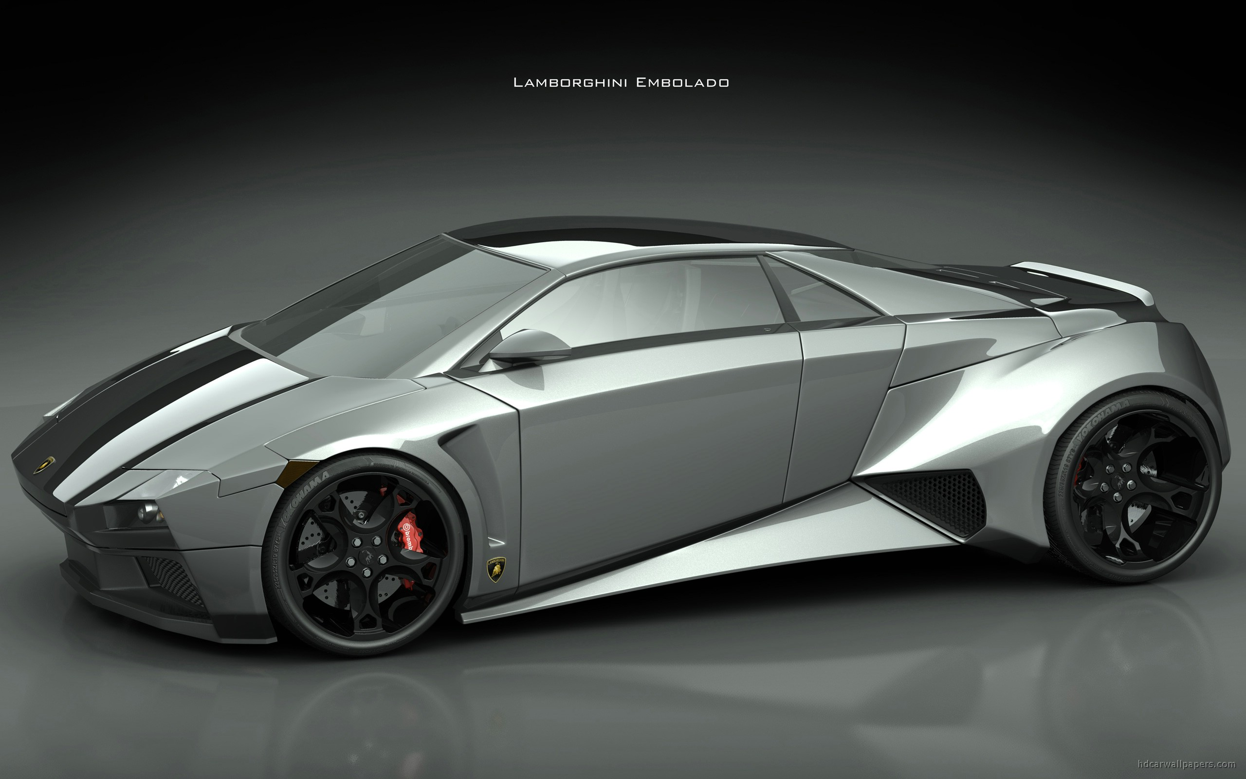 Lamborghini Embolado Wallpaper HD Car Wallpapers 2560x1600