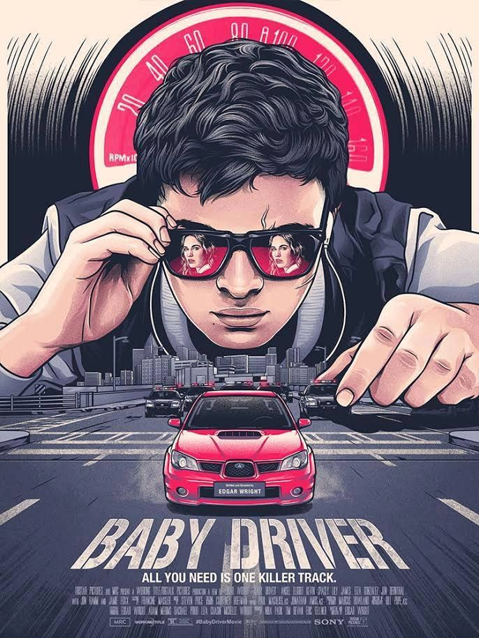 Baby Driver 2017 by Amien Juugo HD Wallpaper From Gallsourcecom 686x914