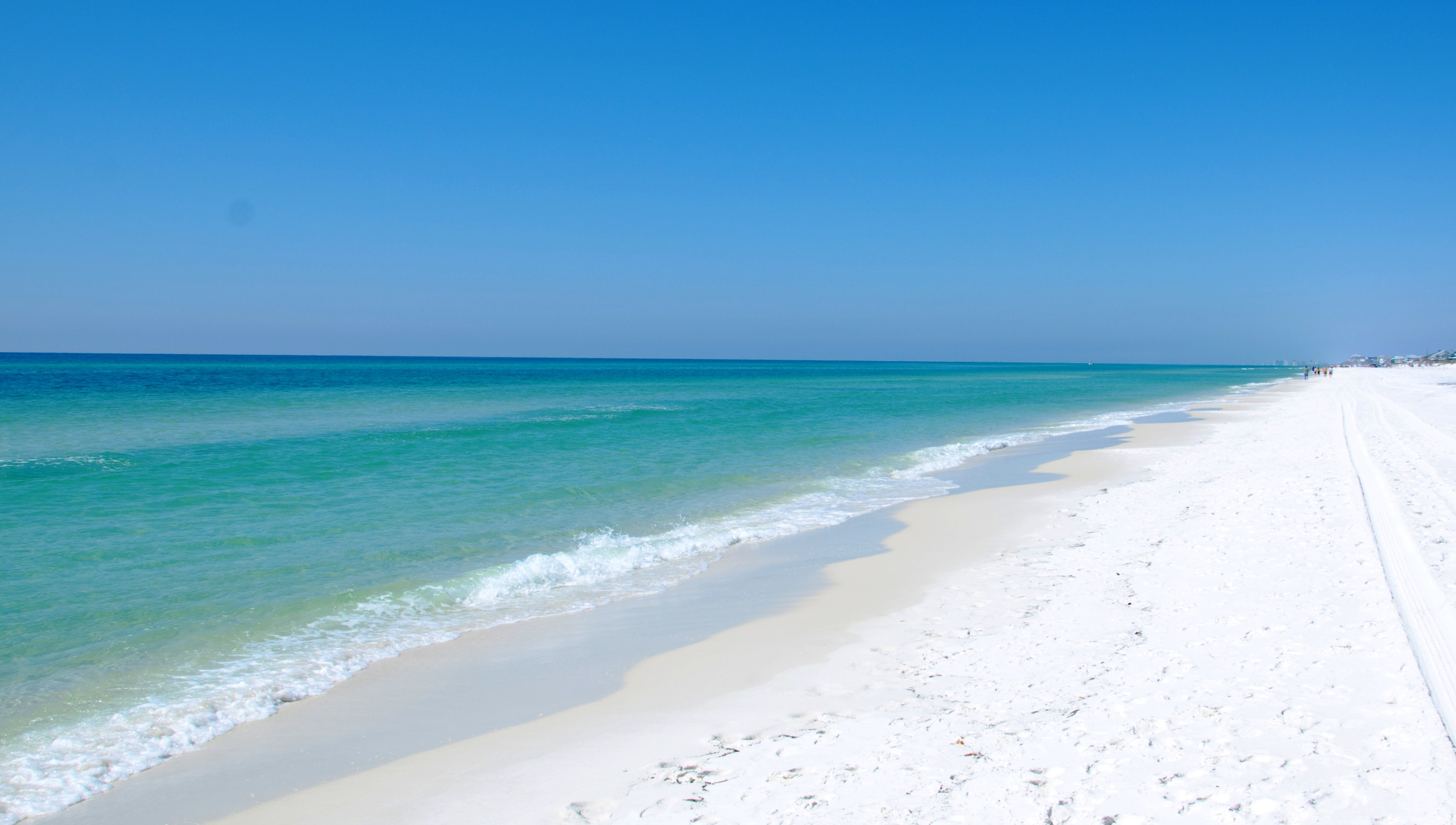 Grayton Beach White Sand HD Wallpaper Nature Wallpapers 2986x1692