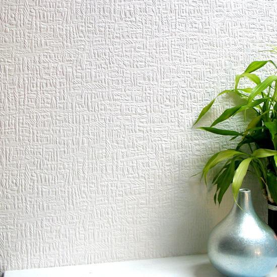 Anaglypta dado wallpaper panels wallpapersafari for Paintable wallpaper for bathroom