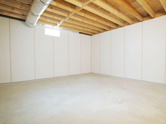 Are you tired of looking at those ugly concrete basement walls It may 700x525