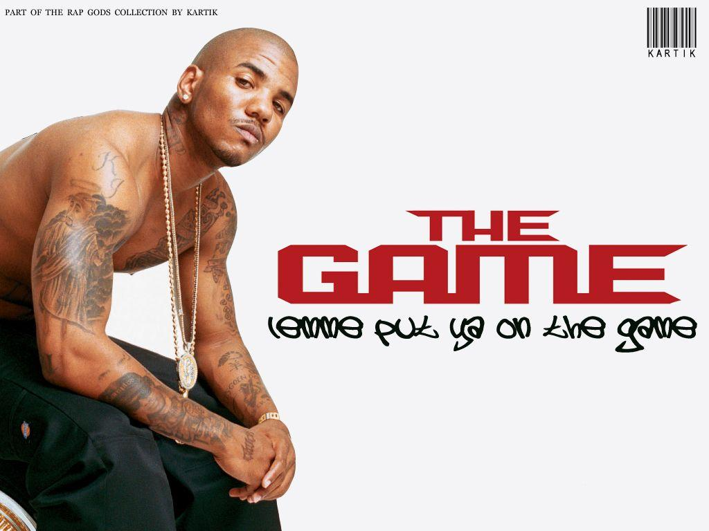 The Game Wallpapers Rapper 1024x768
