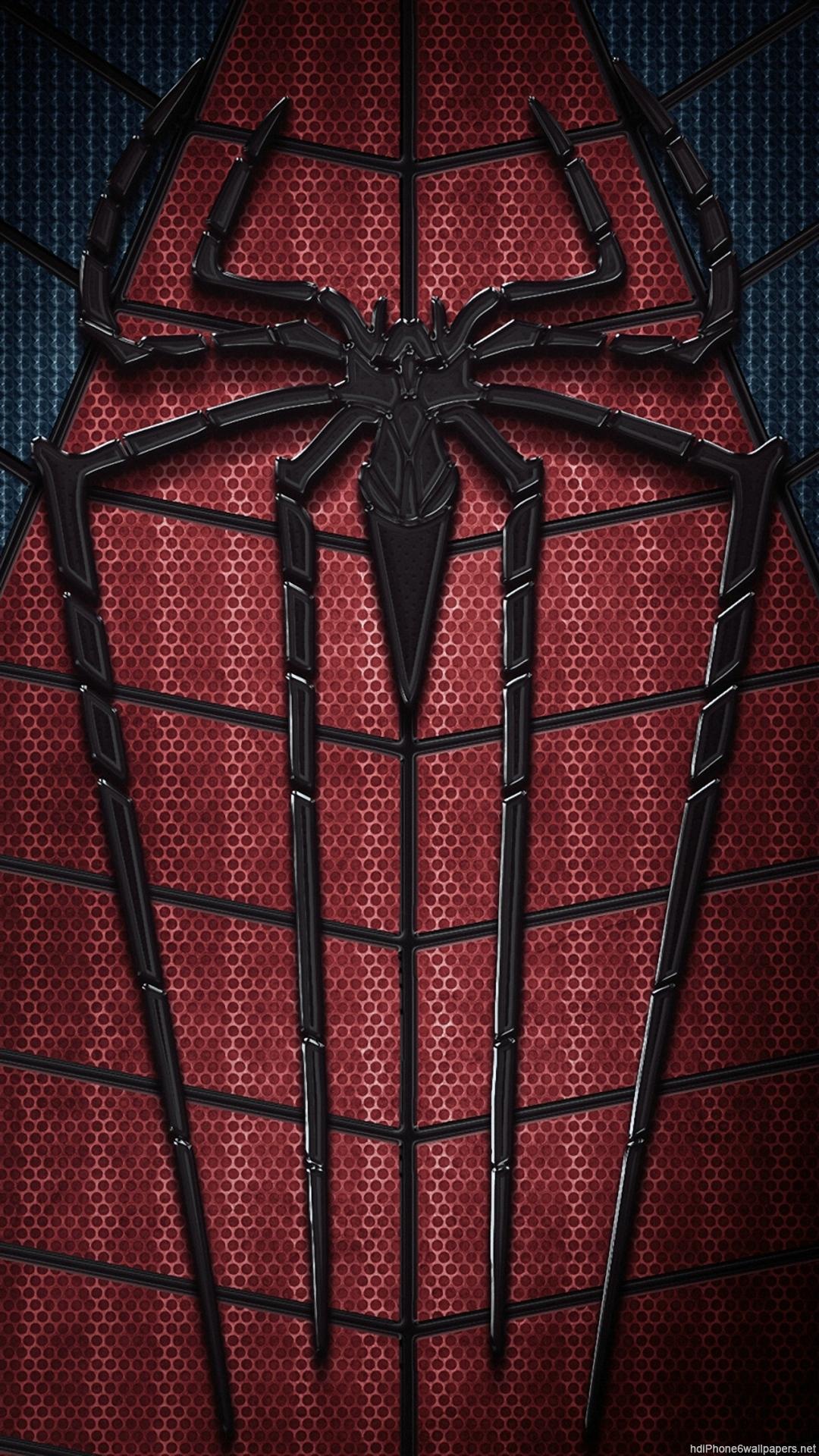 Spider Man Iphone 6 Wallpaper Wallpapersafari