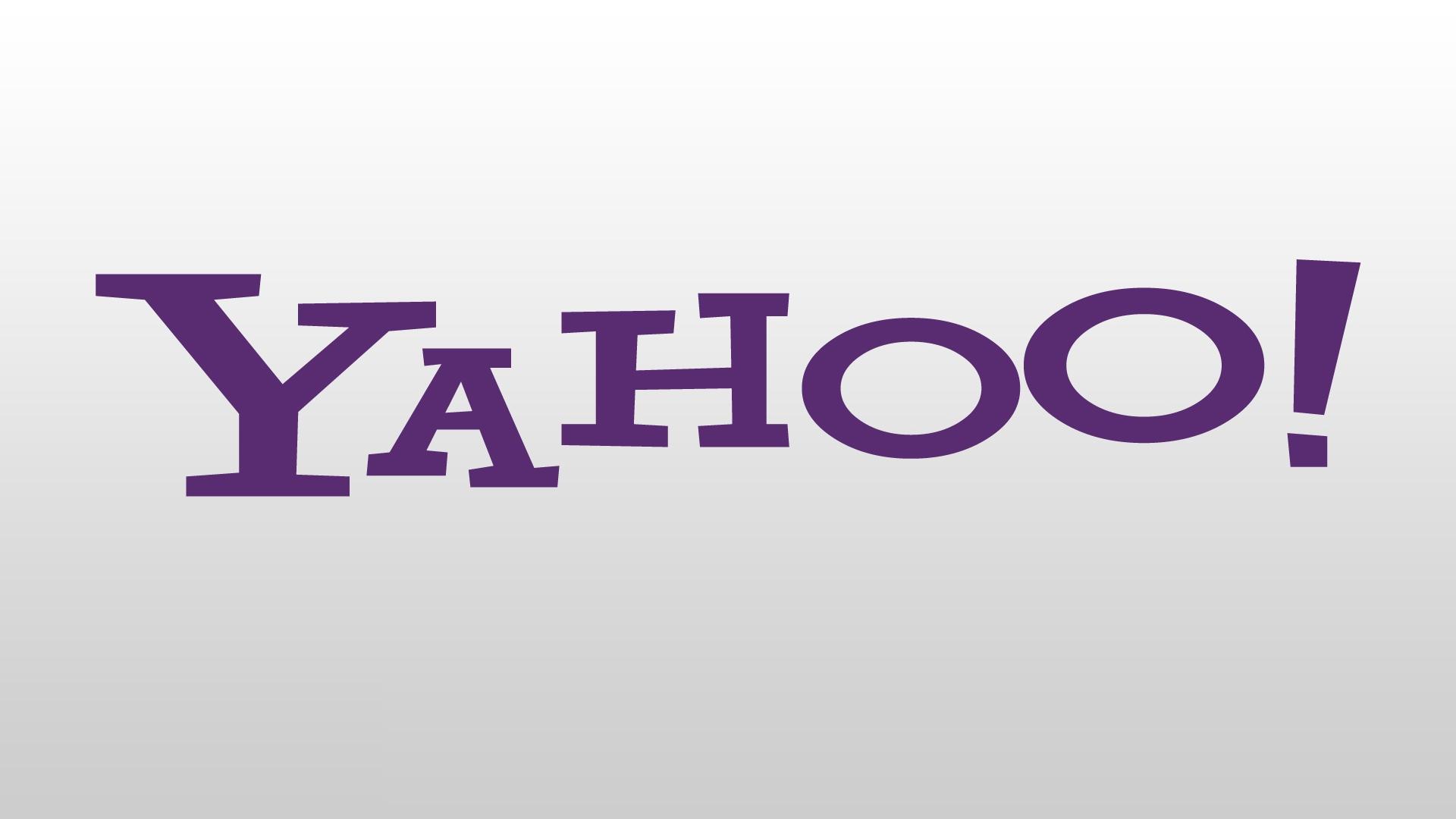 Download wallpaper 1920x1080 yahoo system search purple white 1920x1080