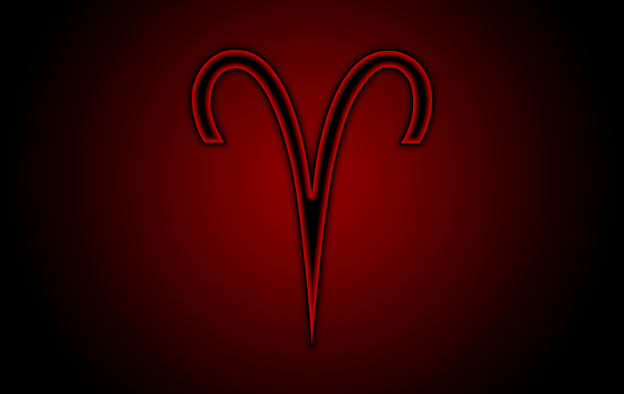 Aries Symbol wallpaper by codemaster85 900x568