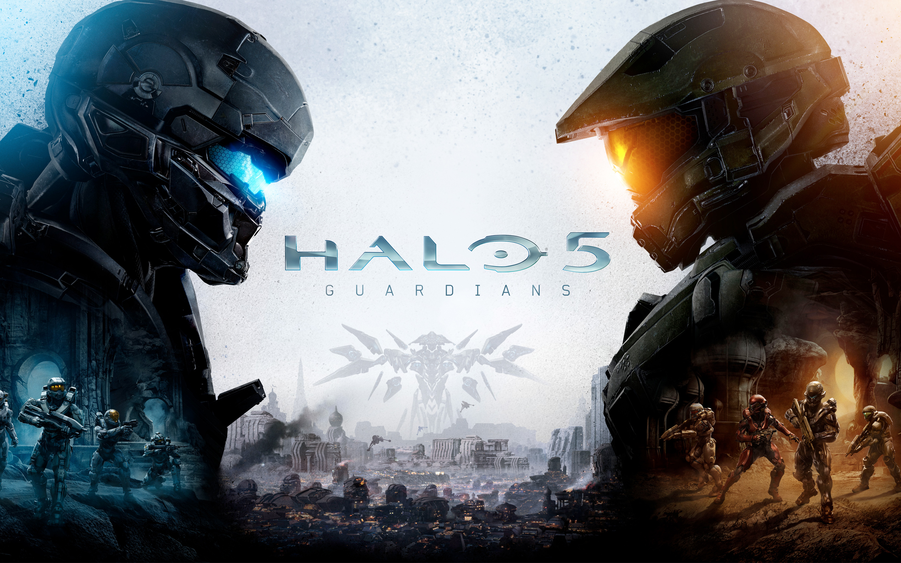 Halo 5 Guardians Wallpapers HD Wallpapers 2880x1800
