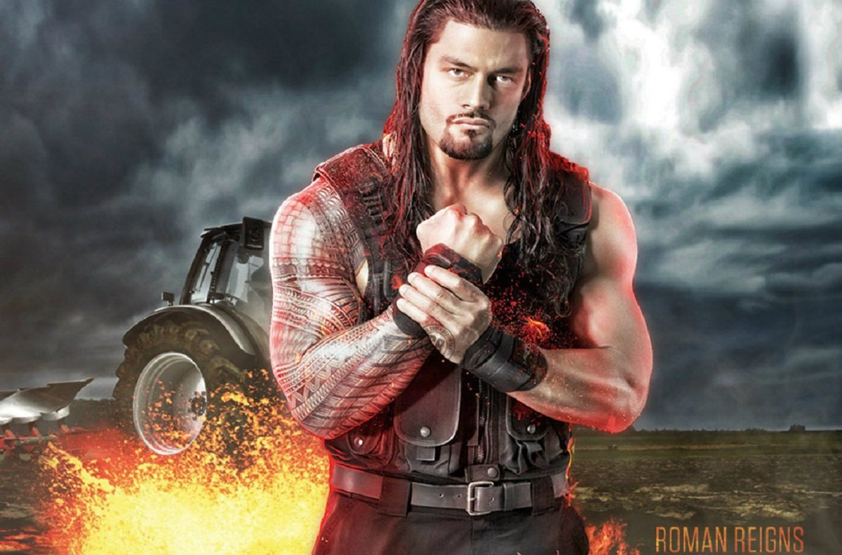 Roman Reigns HD wallpapers 2016   Roman Reigns WWE 1200x792
