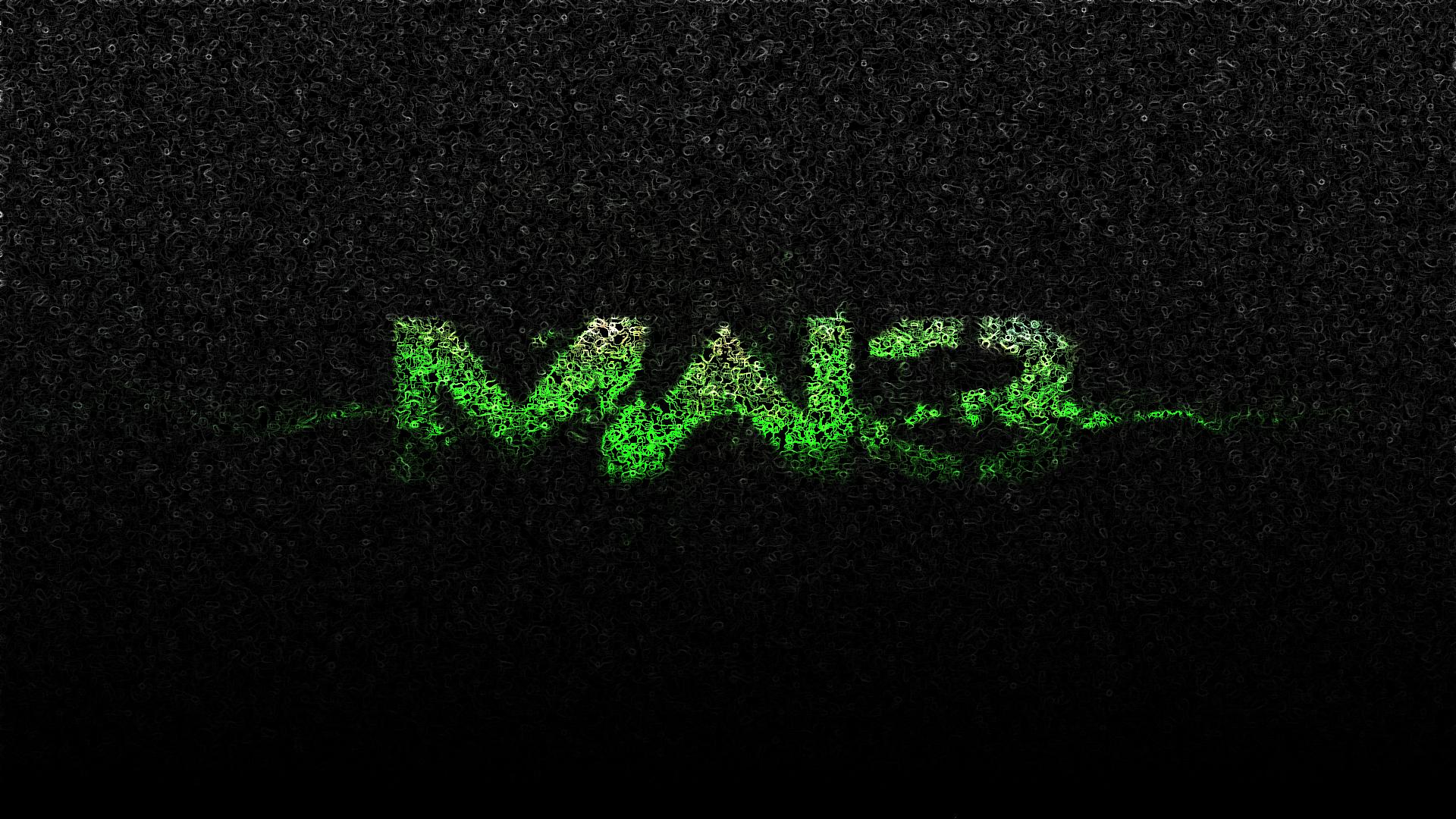 mw3 wallpaper logo by checkergermany fan art wallpaper games 2011 2015 1920x1080
