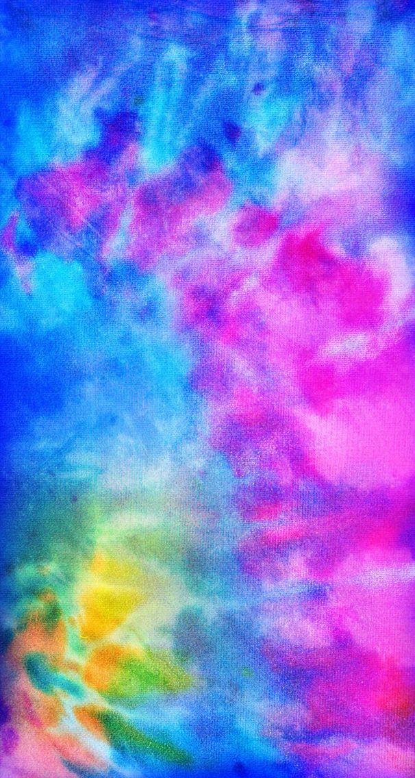 American Hippie Art   Tie Dye Wallpaper Tie dye 606x1136
