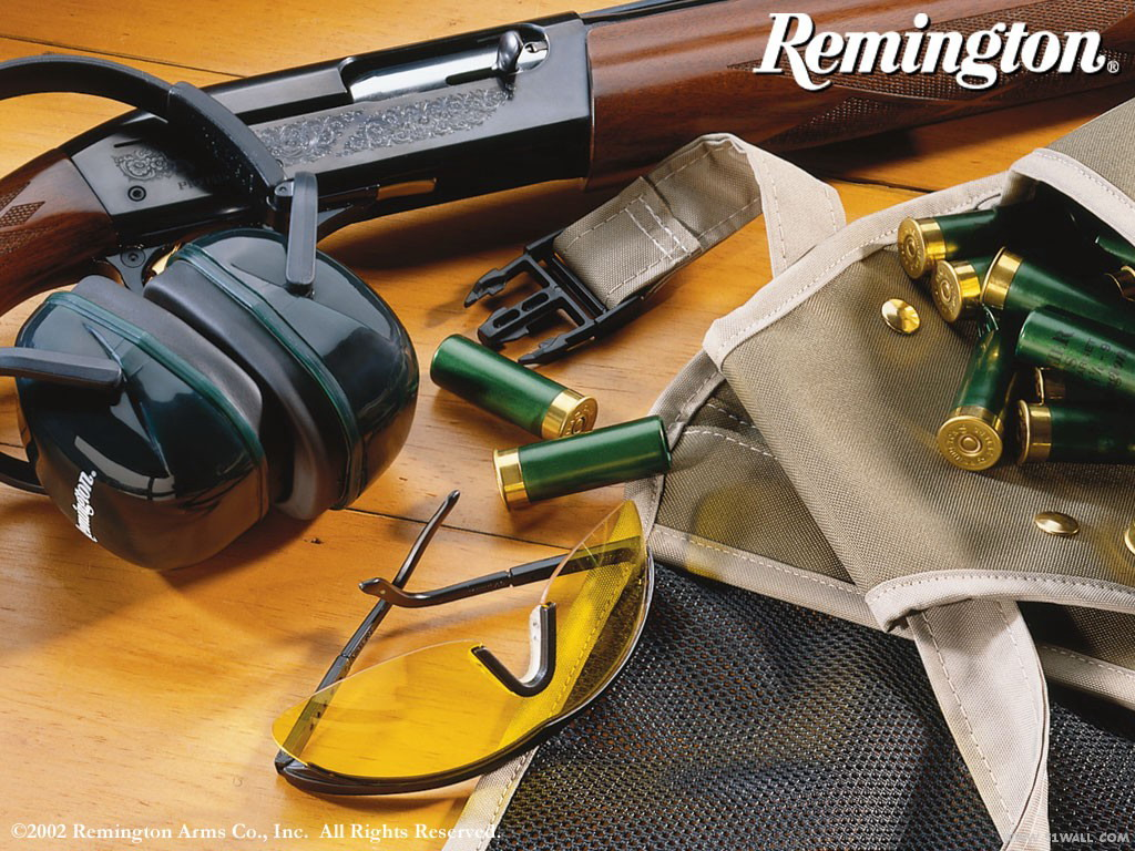 Remington Logo Wallpaper 1024x768