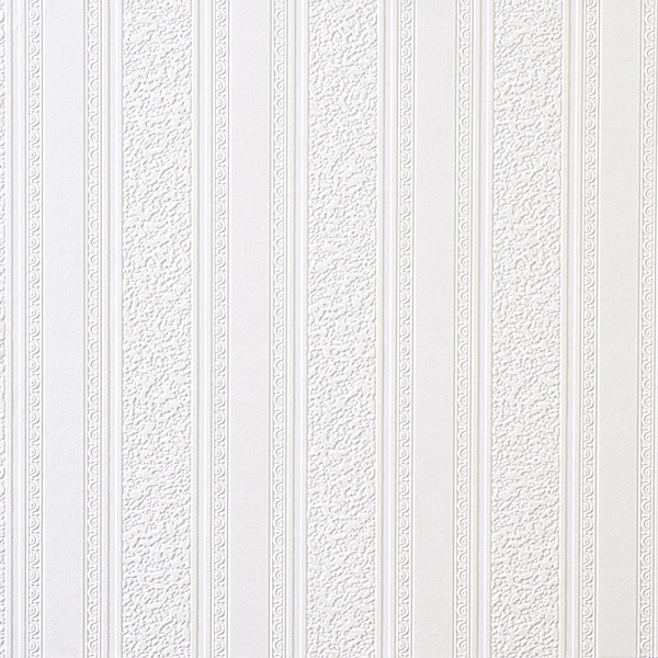 Striped Beadboard Paintable   Fitzgerald   Brewster Wallpaper 600x600