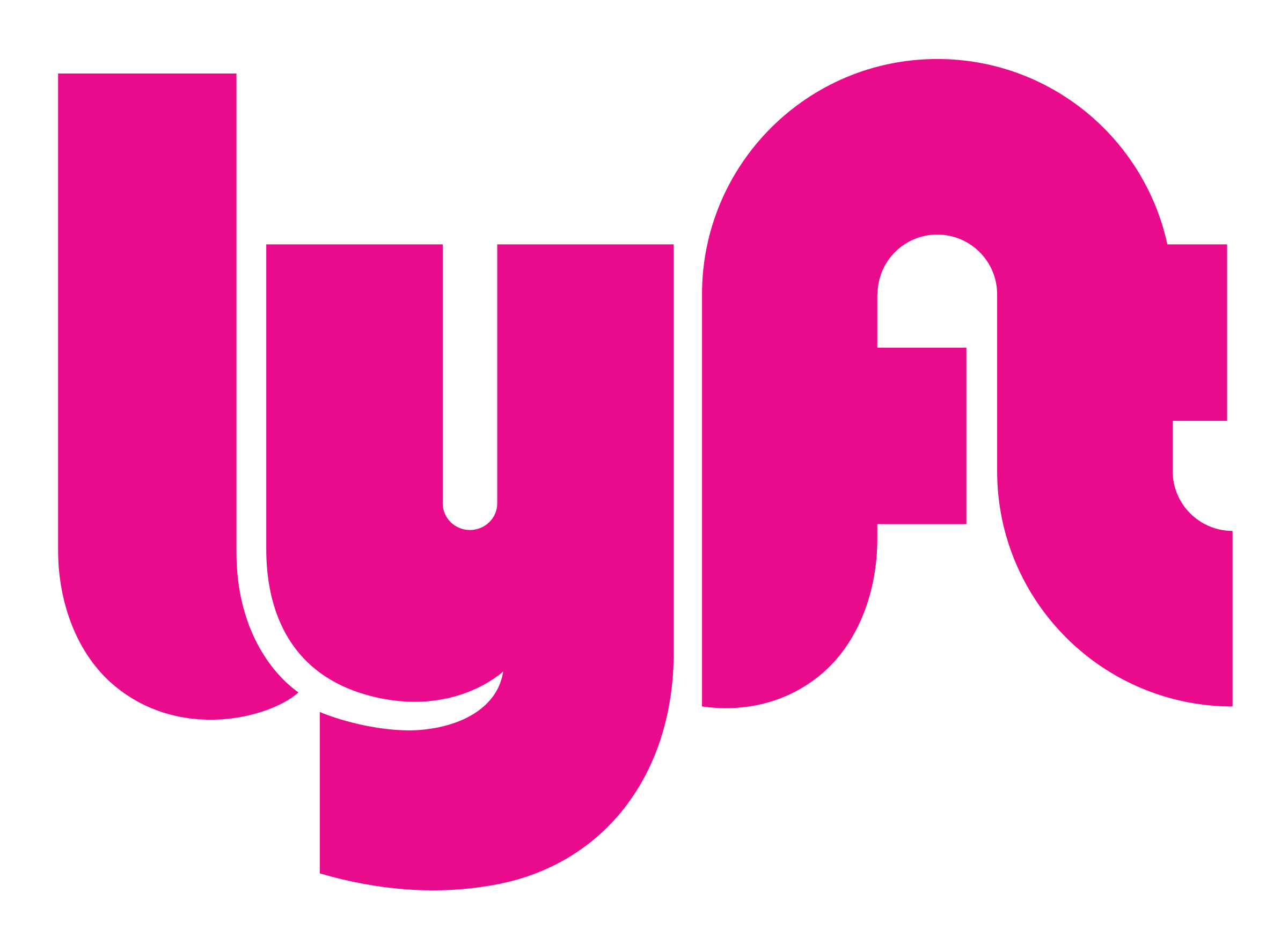 Lyft Logo PNG Transparent SVG Vector   Freebie Supply 2400x1759