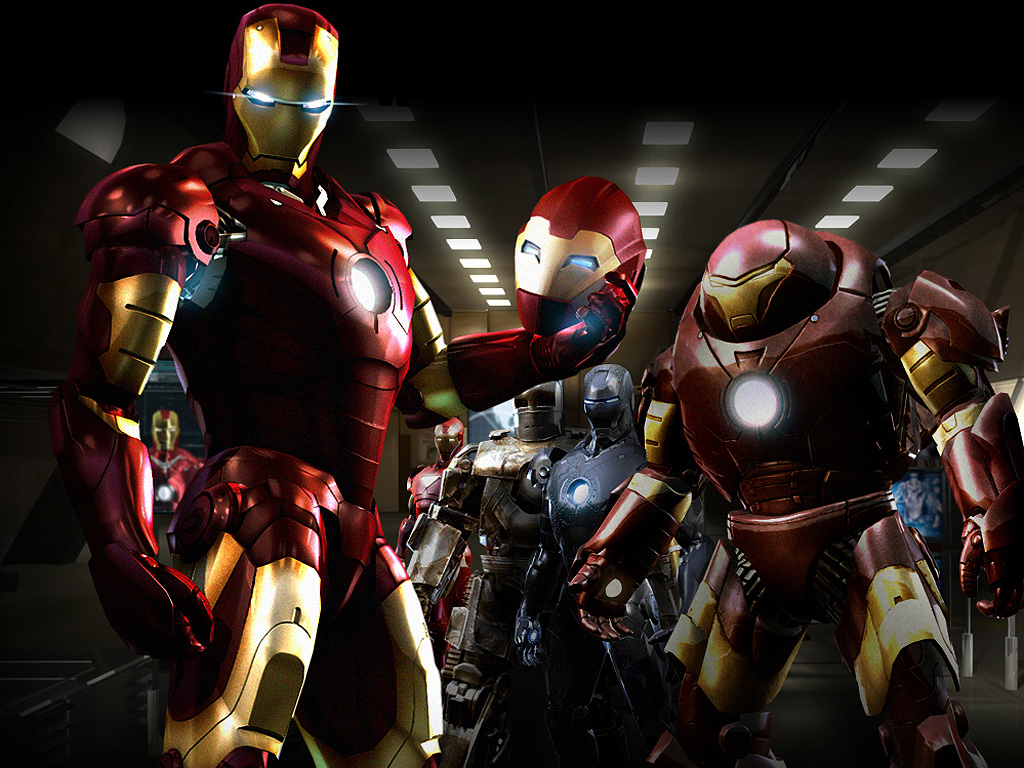 Download All Uncensored Iron Man 2 Wallpapers 1024x768