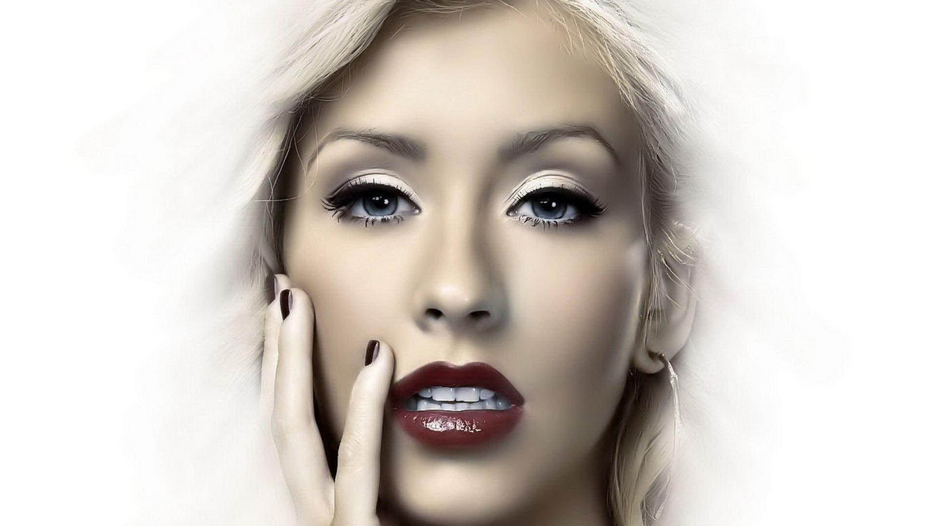 Beauty Muse Christina Aguilera fashionandstylepolice 1920x1080