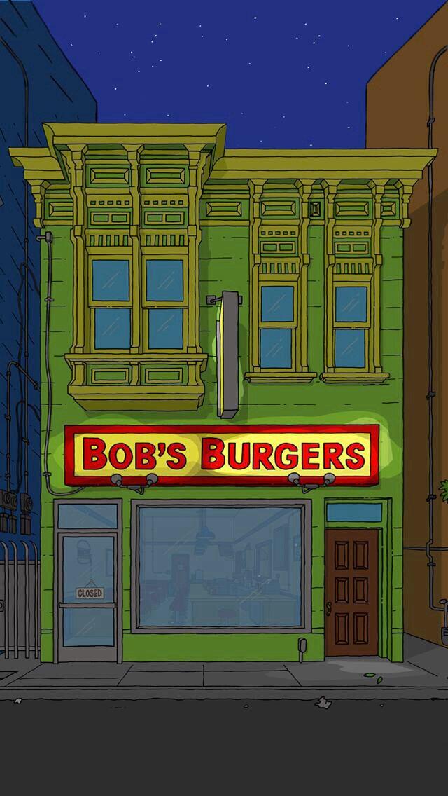 [99+] Bob's Burgers Wallpapers on WallpaperSafari