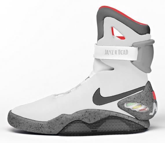 Nike Mag Fake