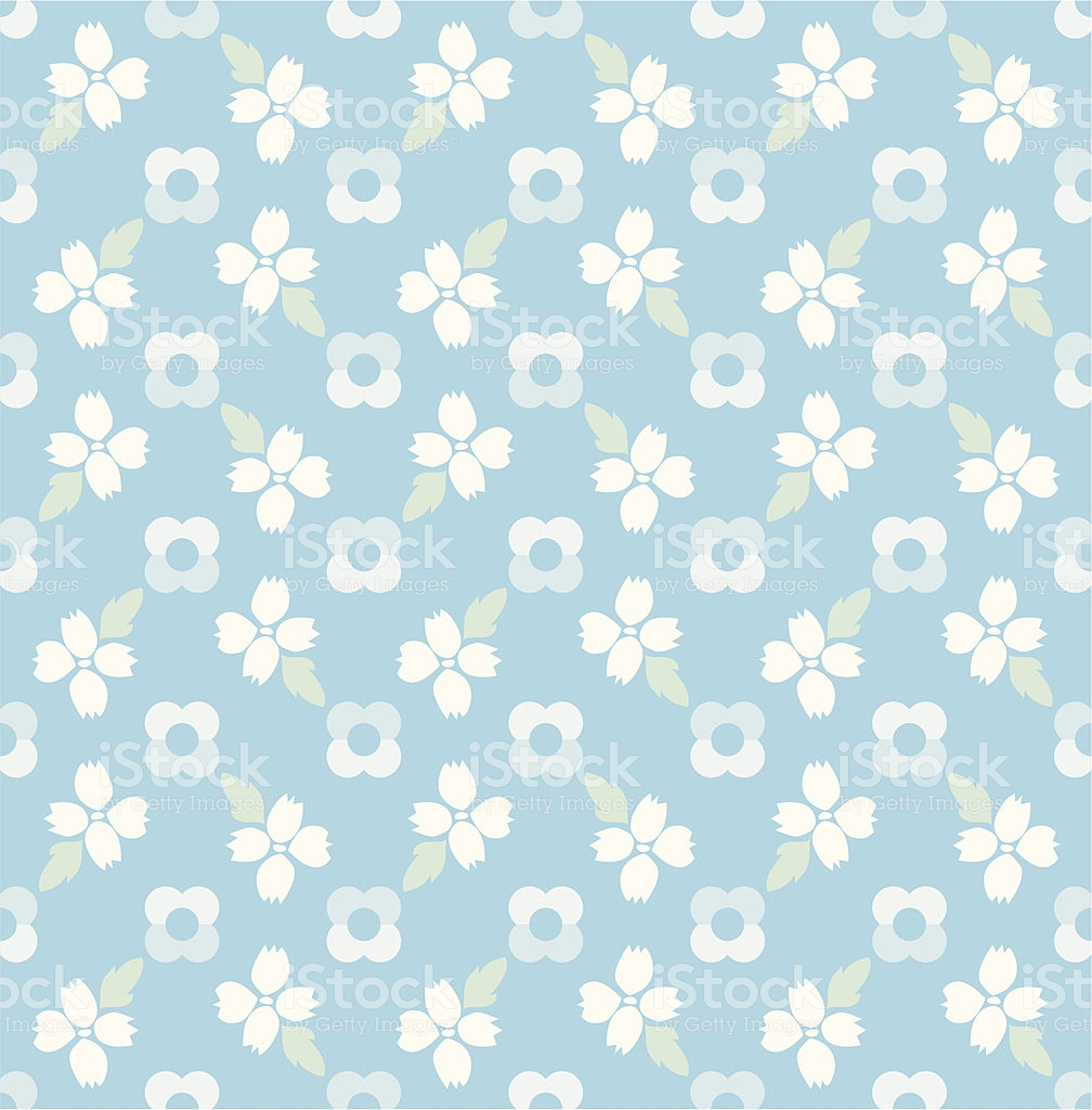 Seamless Jpop Wallpaper Stock Illustration   Download Image Now 1008x1024