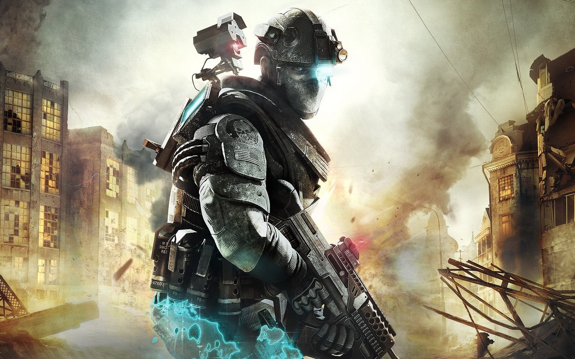 Tom Clancys Ghost Recon Future Soldier Wallpapers HD Wallpapers 1920x1200