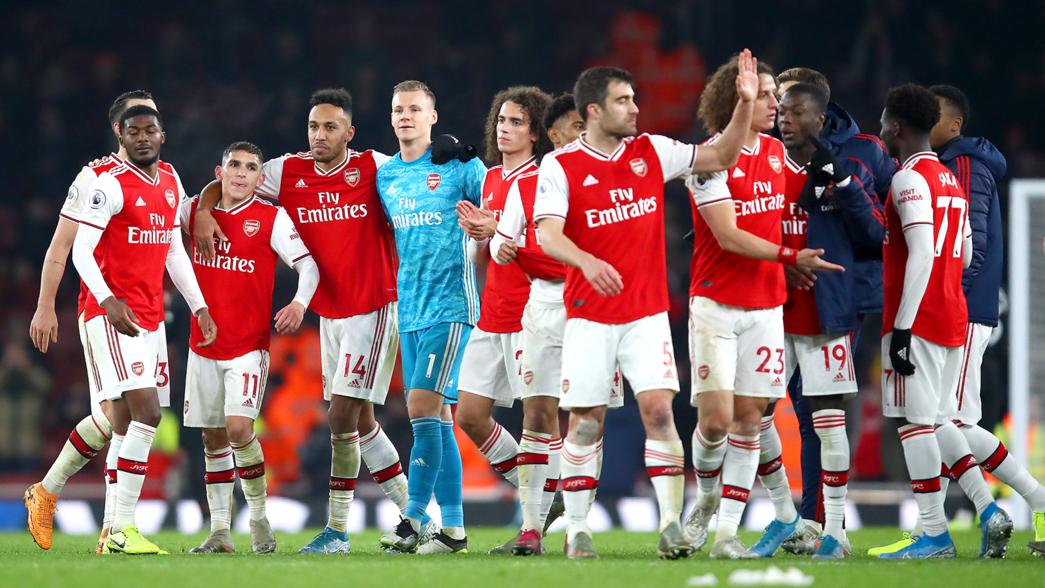 Arsenal 2   0 Manchester United   Match Report Arsenalcom 1045x588