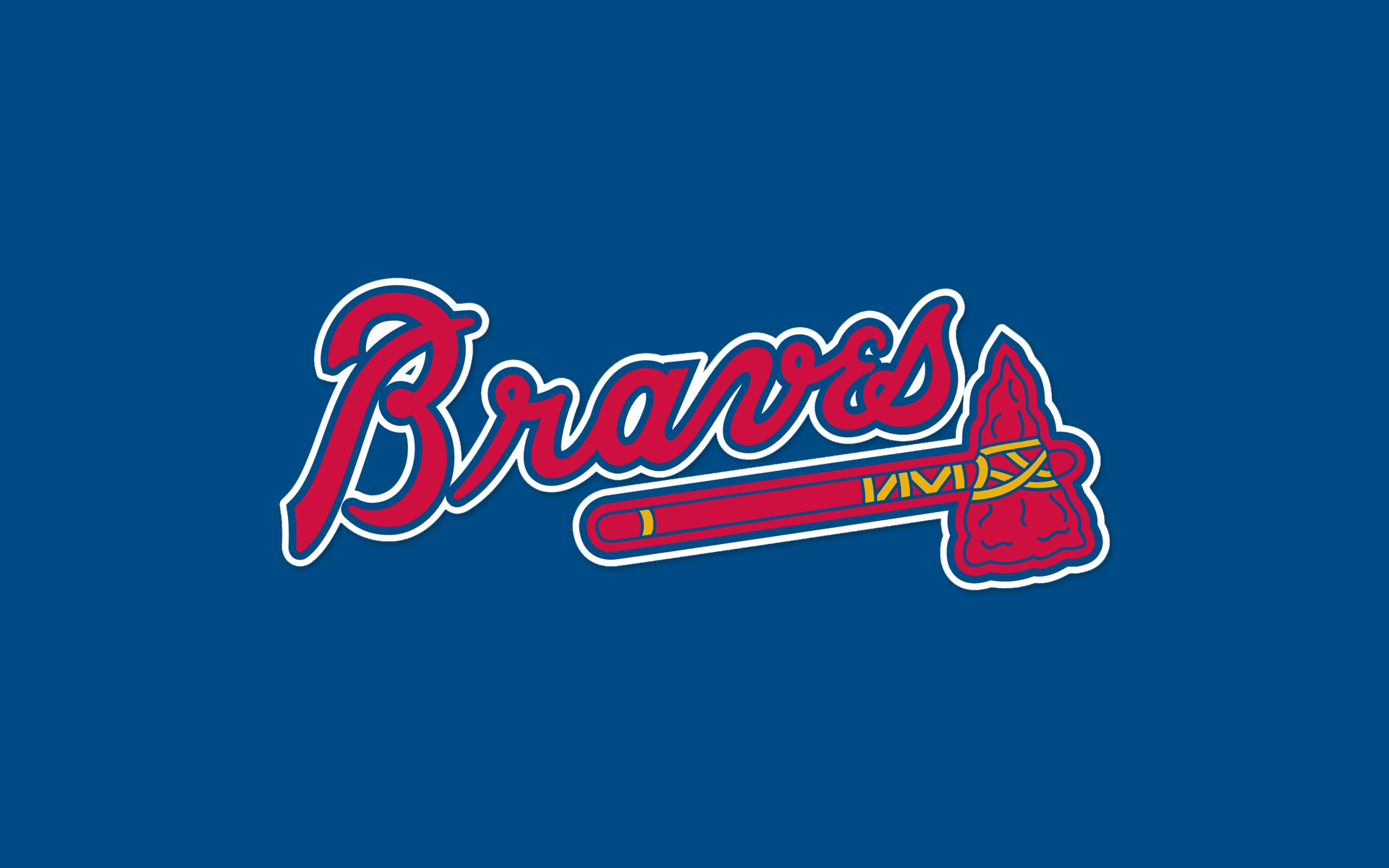 ATLANTA BRAVES baseball mlb g wallpaper background 1920x1200