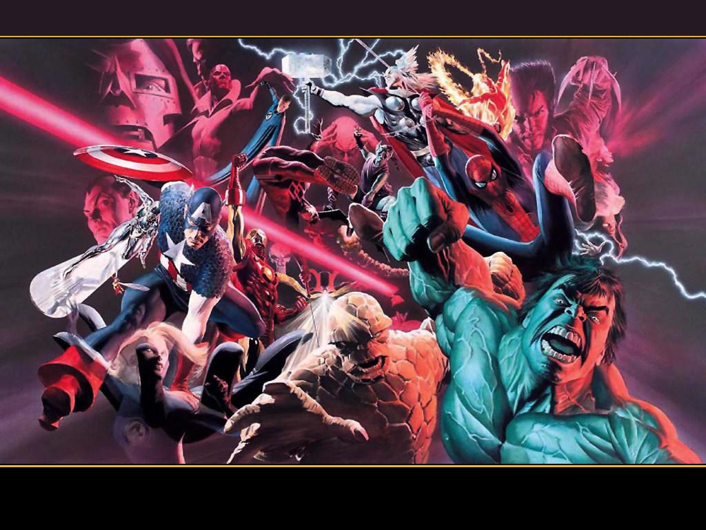 Marvel Comics images Marvel Heroes wallpaper photos 251239 1024x768