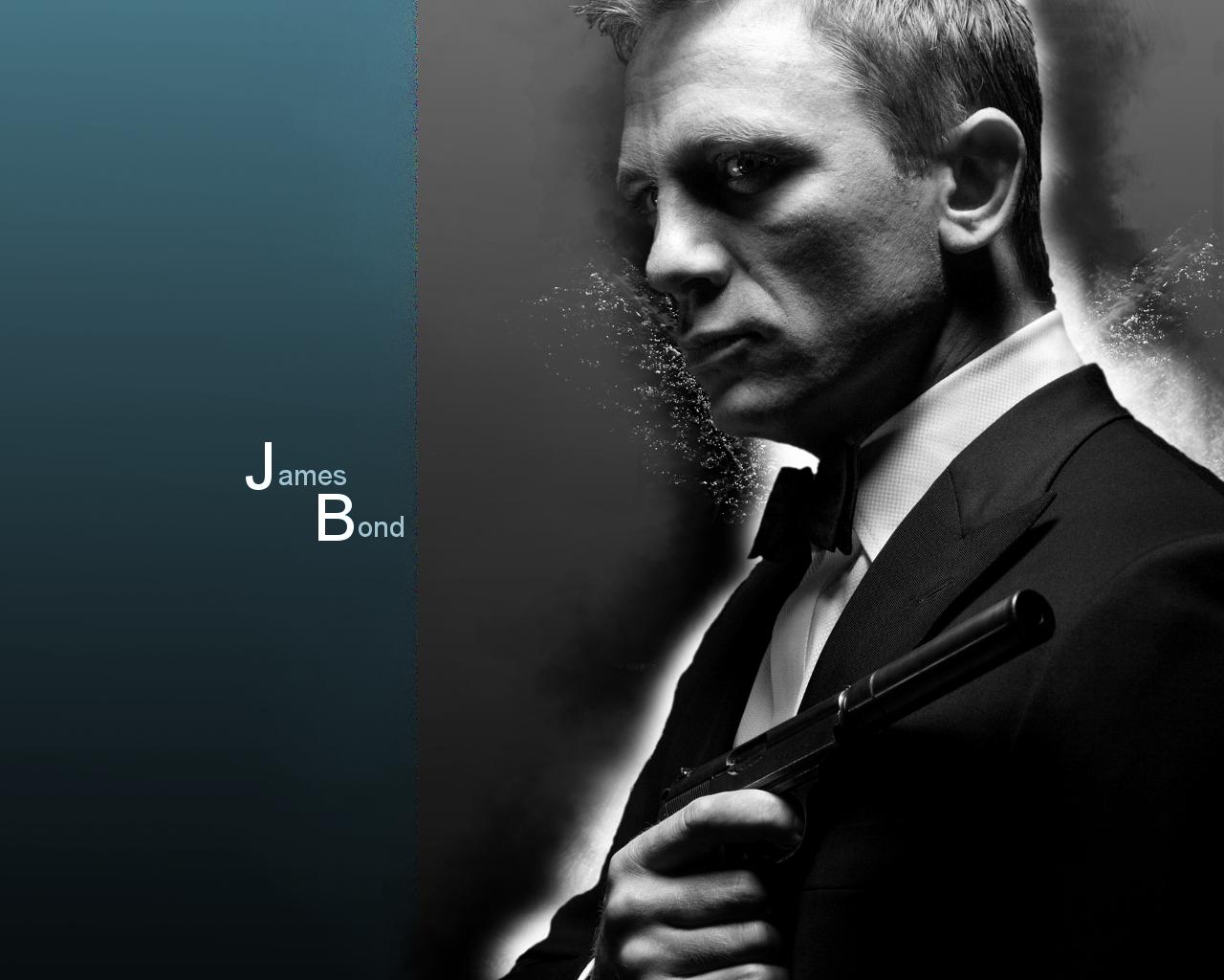 James Bond Daniel Craig Wallpaper