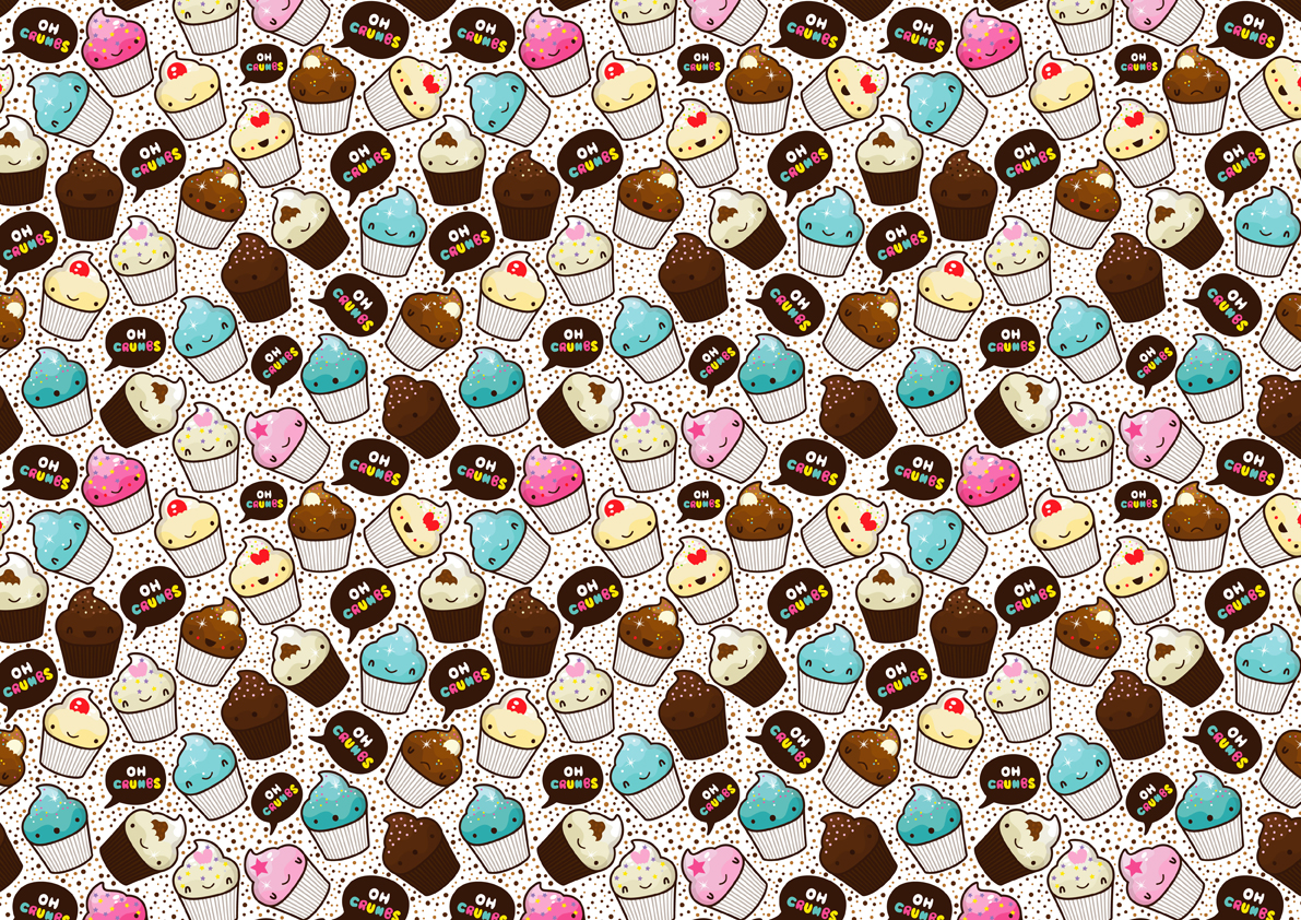 Pin Cupcakes Wallpapers And Cupcakes Backgrounds 1 Of 1 on 1191x842