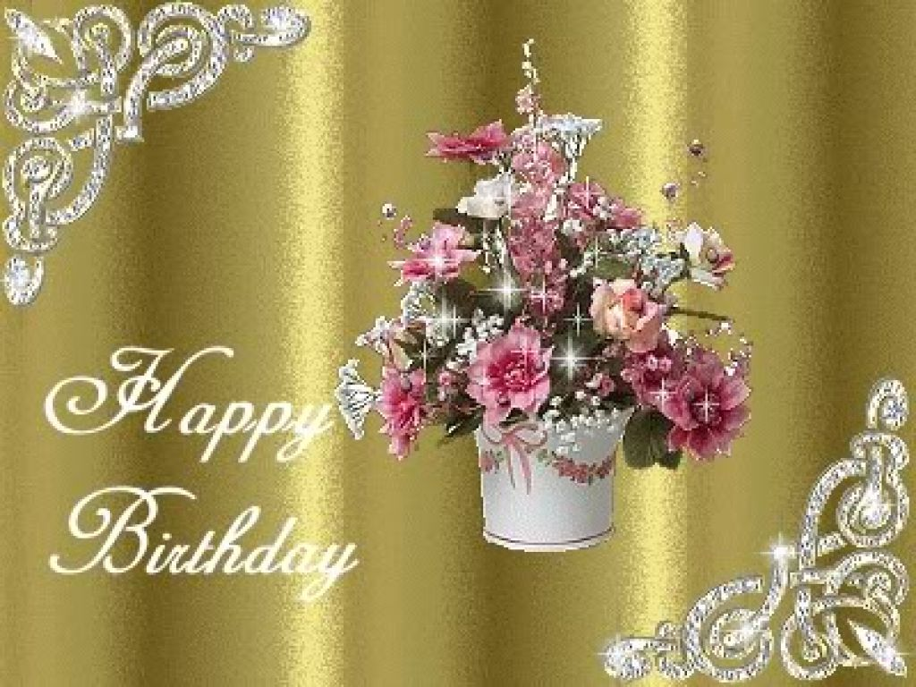 Открытки поздравления с днем рождения женщине на английском языке