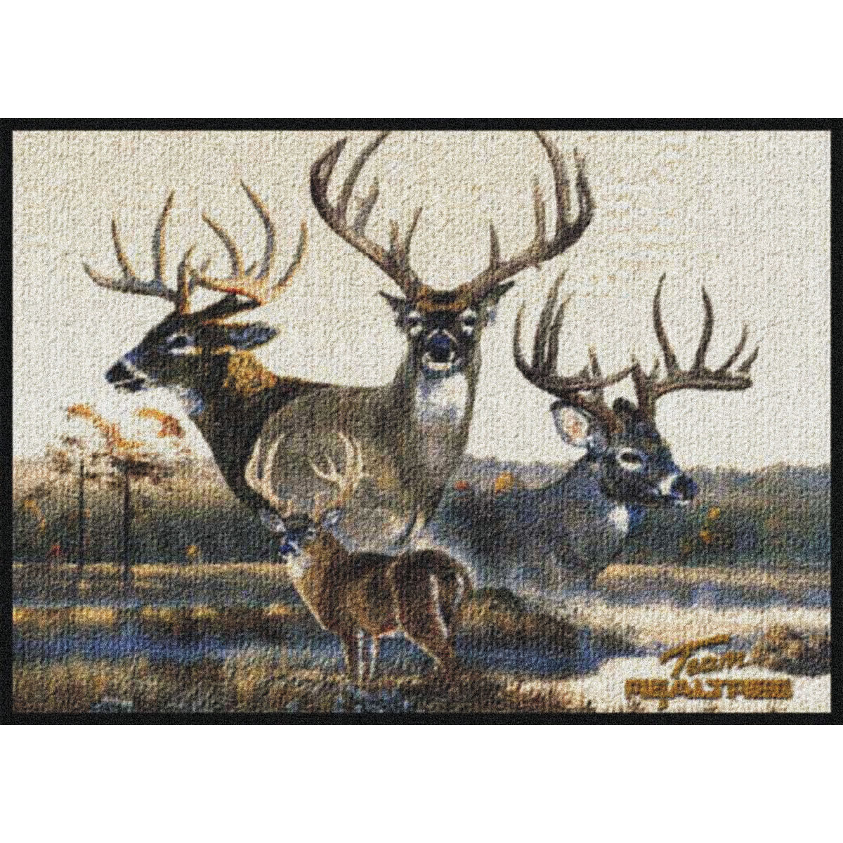 Realtree Team Realtree Bucks VI Rug   534711 74054 By Milliken 1200x1200