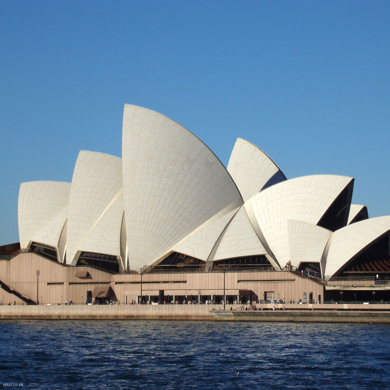 Sydney Opera House Wallpaper 1280x1280