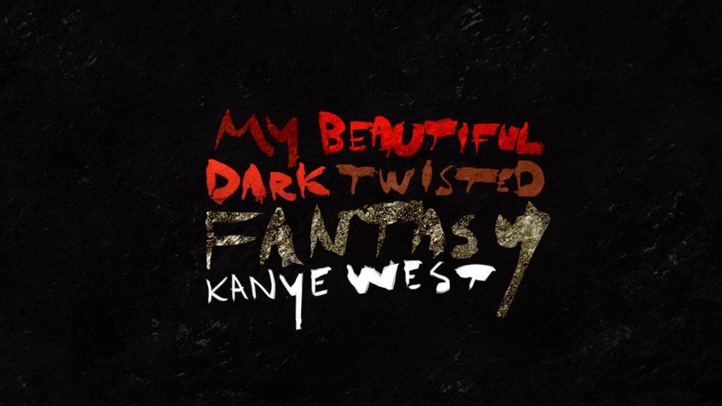 Free Download My Beautiful Dark Twisted Fantasy Wallpapers