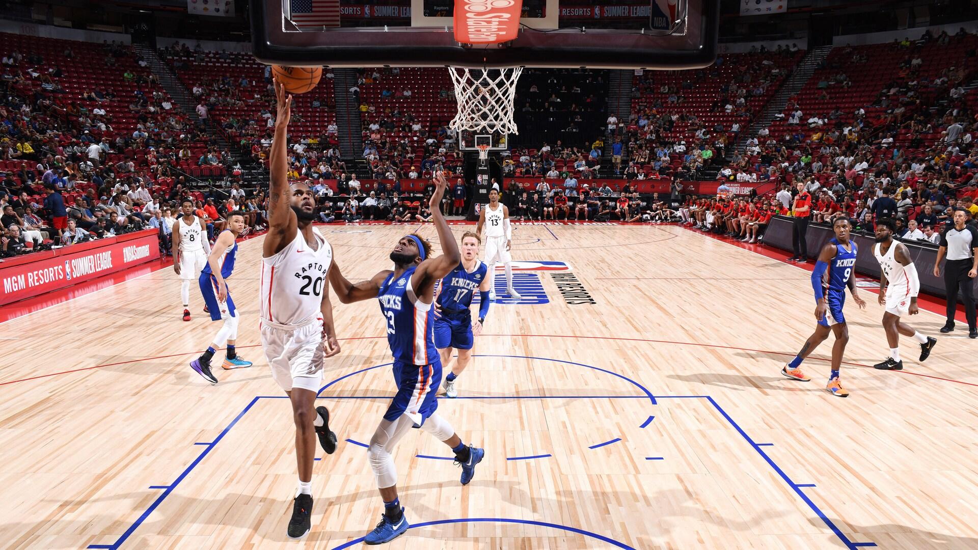 GAME RECAP Raptors 85 Knicks 73 NBAcom 1920x1080