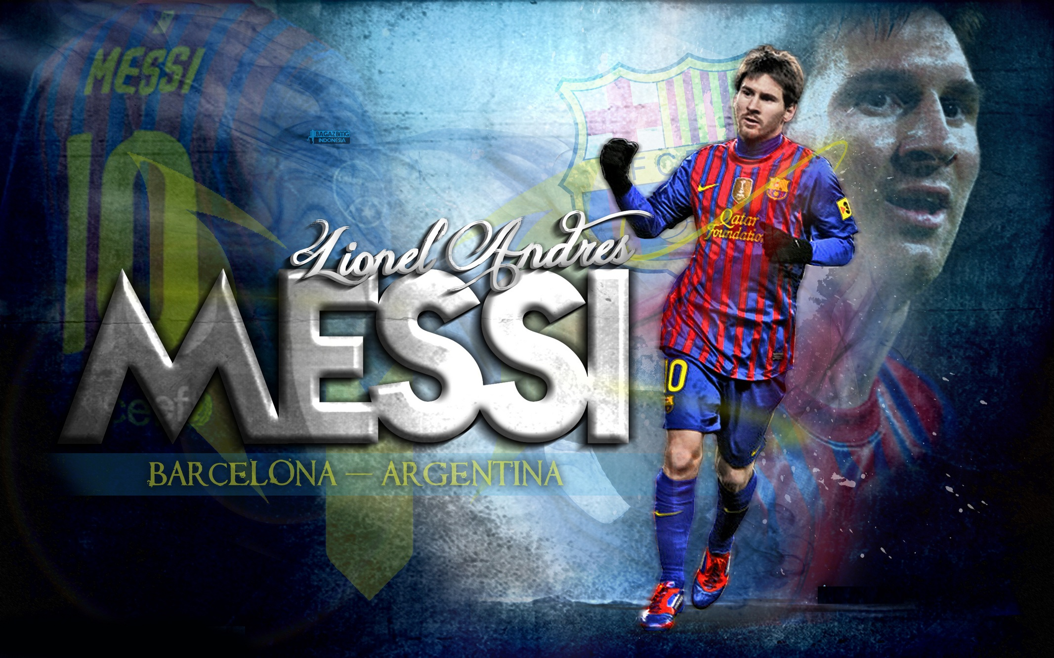 Cool Lionel Messi 2013 Soccer HD Wallpapers 2133x1333
