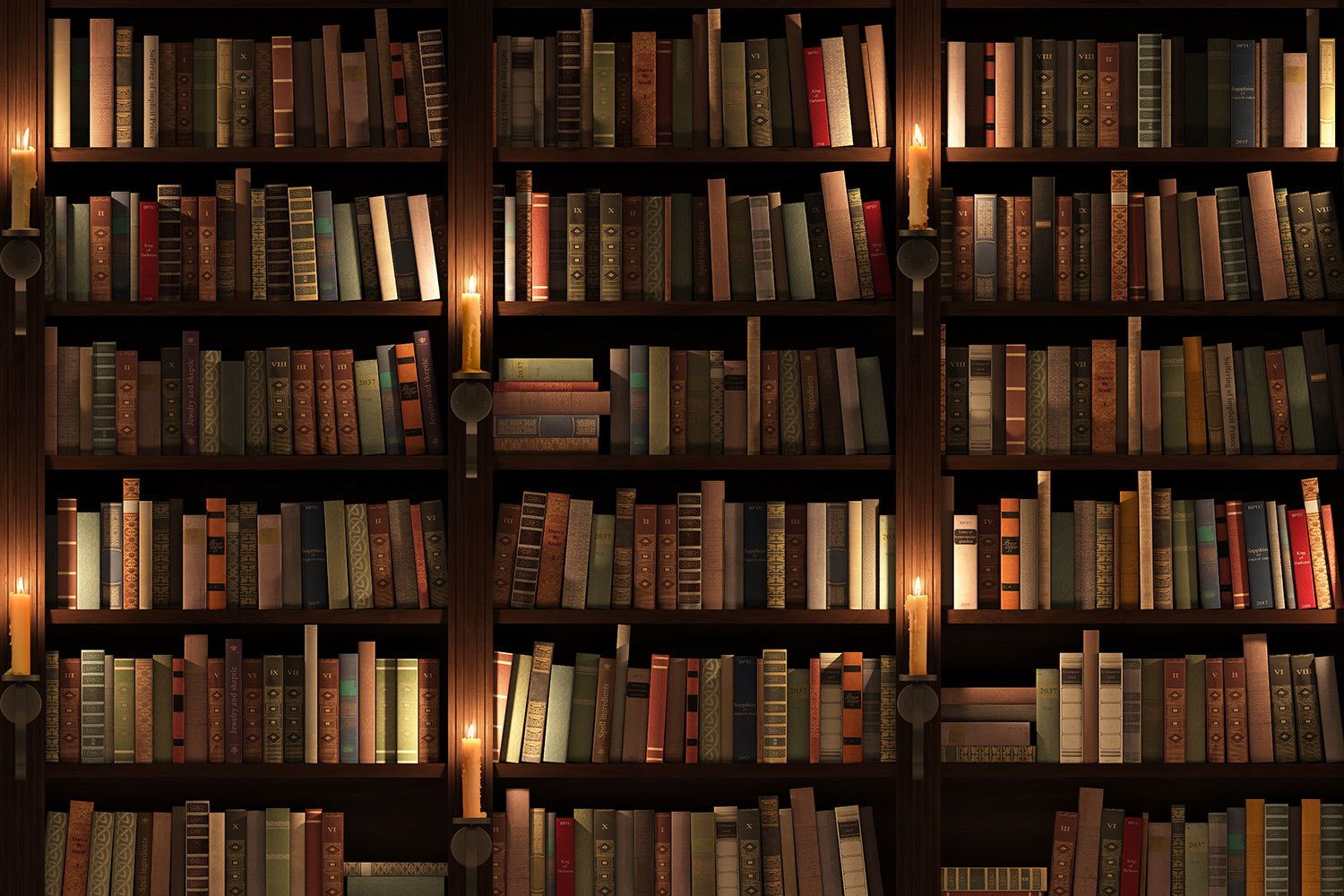 Old Library Wallpaper - WallpaperSafari