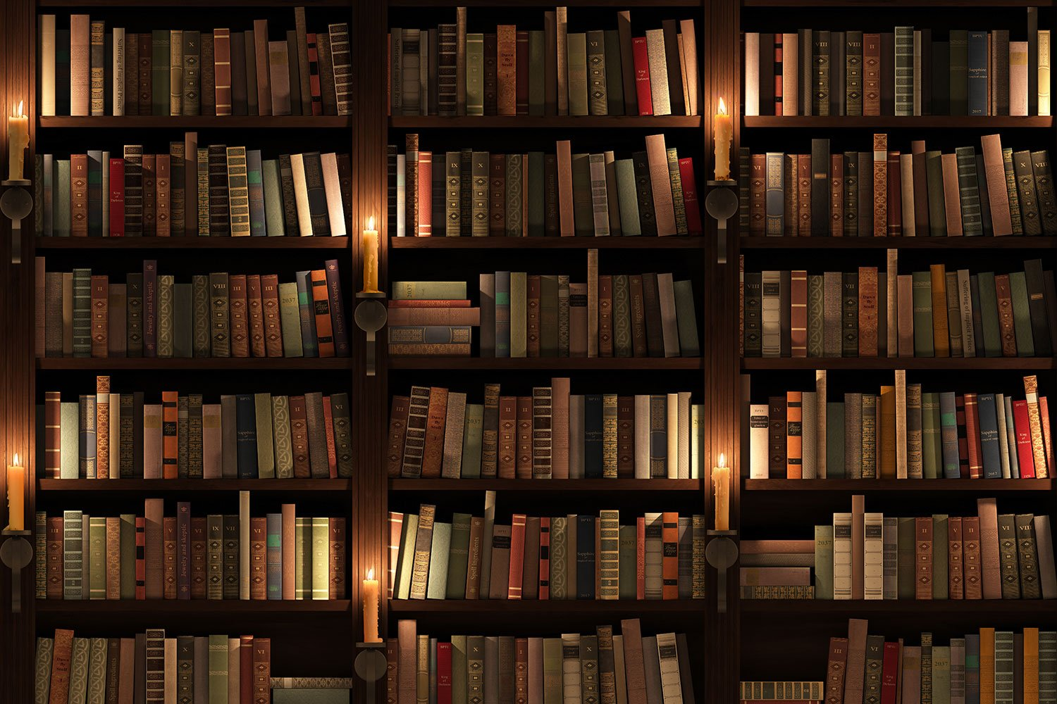 [47+] Old Library Wallpaper on WallpaperSafari