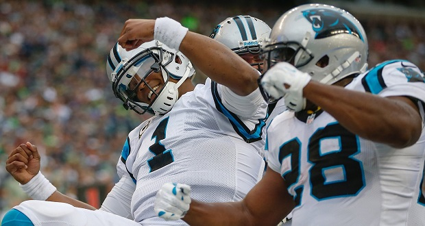 Point of View A Different Take on Cam Newton Dabbing and Diversity 620x330