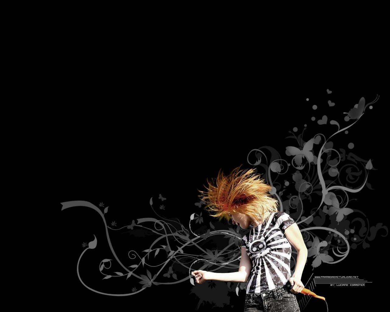 Paramore: Hayley Williams (Wallpaper) - Paramore Wallpaper (11110226 ...
