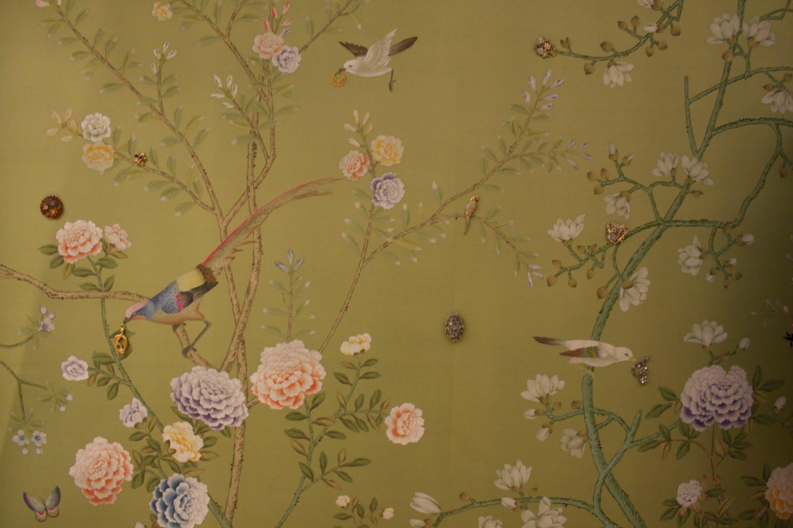 wallpaper De Gournay Wallpaper 1600x1067