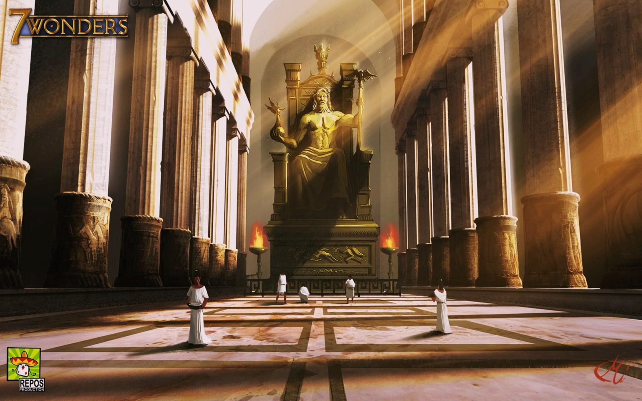 43] Zeus Wallpaper HD on WallpaperSafari 2560x1600