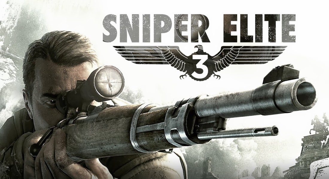 Sniper Elite Wallpaper 1100x600