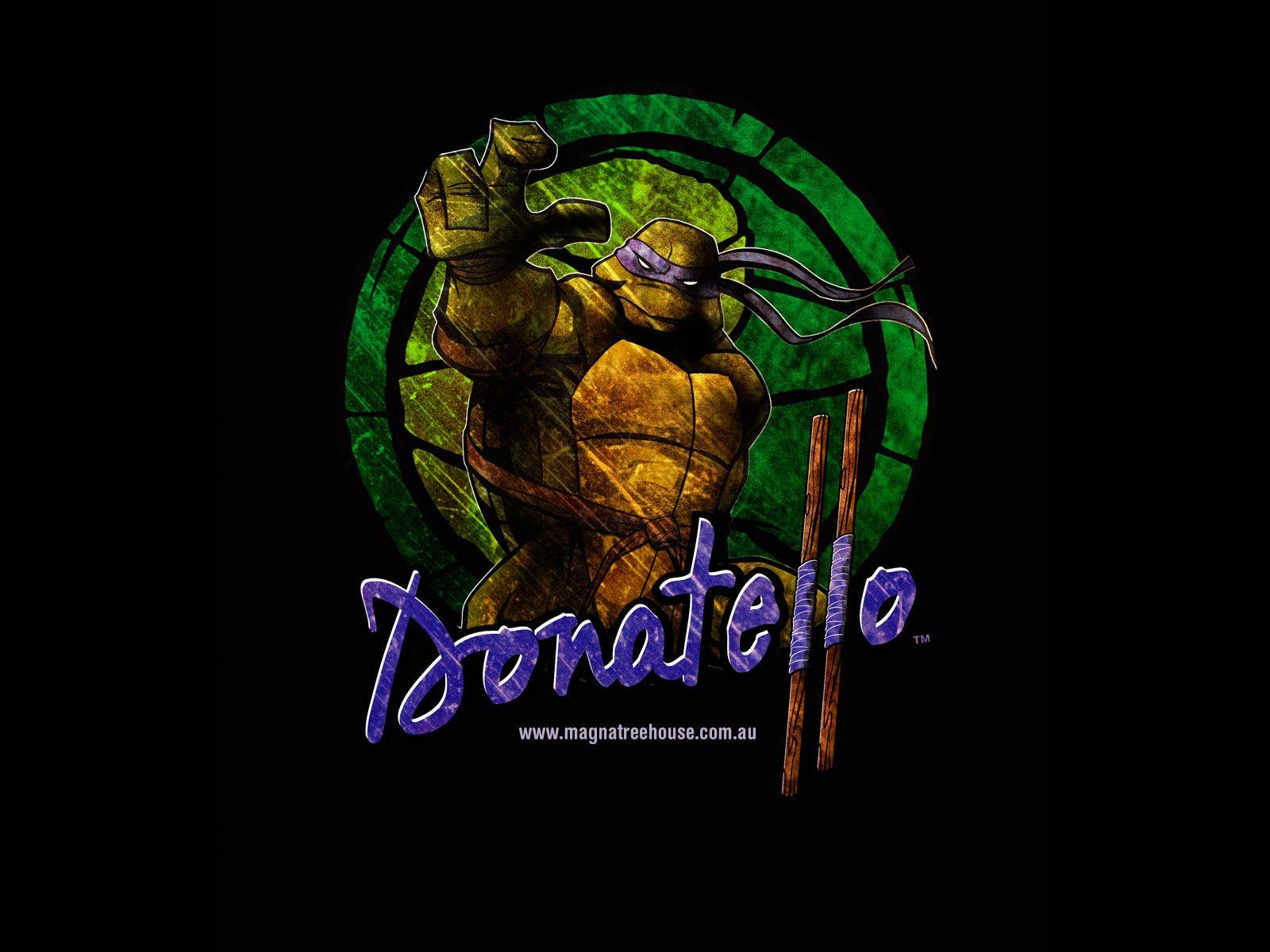 44 Donatello Ninja Turtle Wallpaper On Wallpapersafari