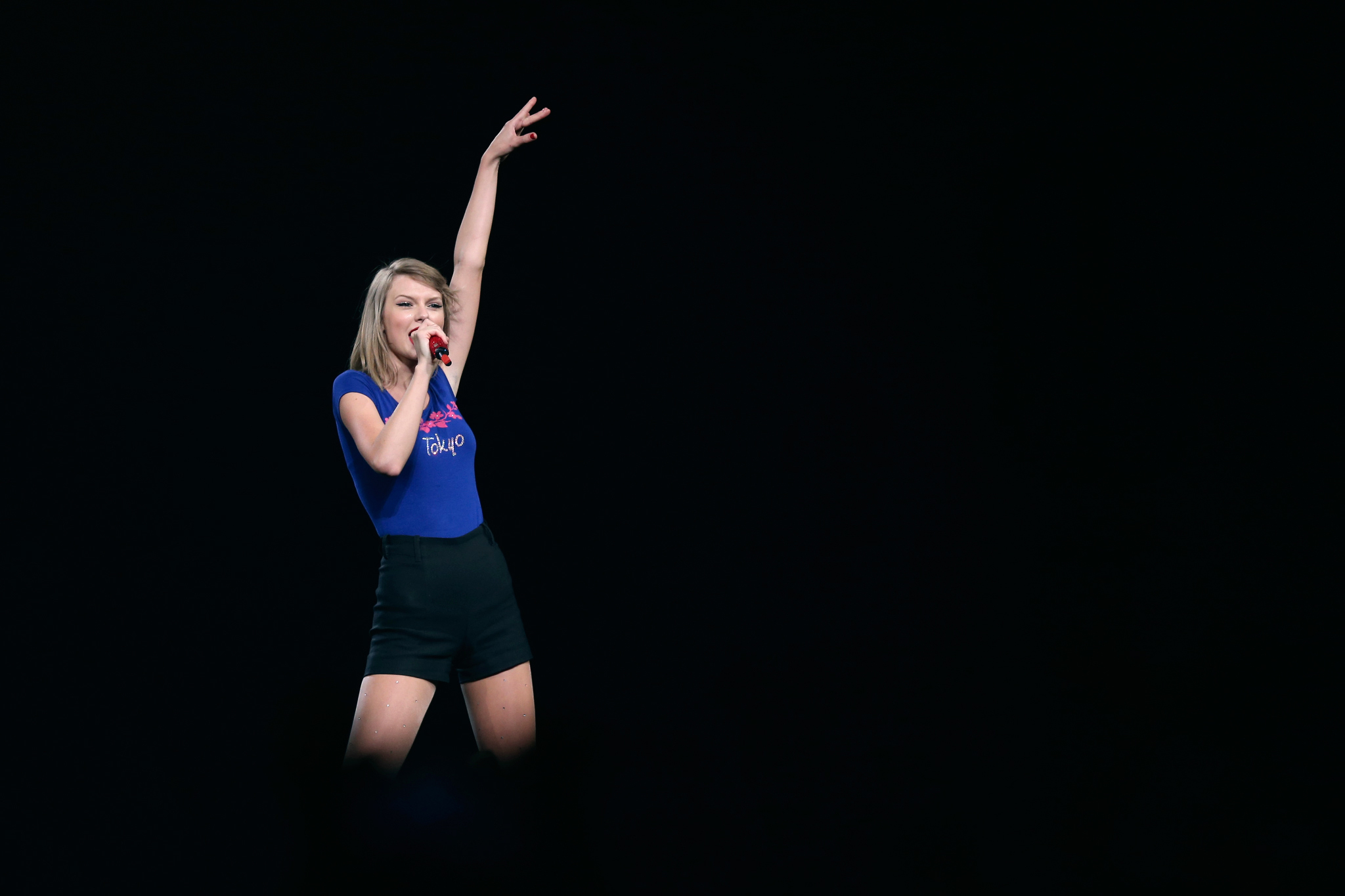 Taylor Swift Red Tour Wallpaper