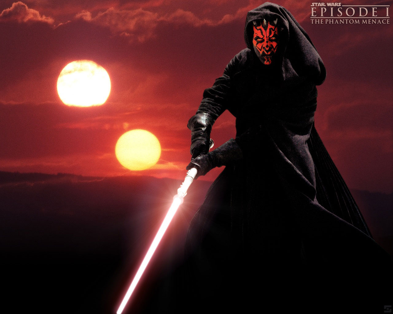 43 Hd Darth Maul Wallpaper On Wallpapersafari