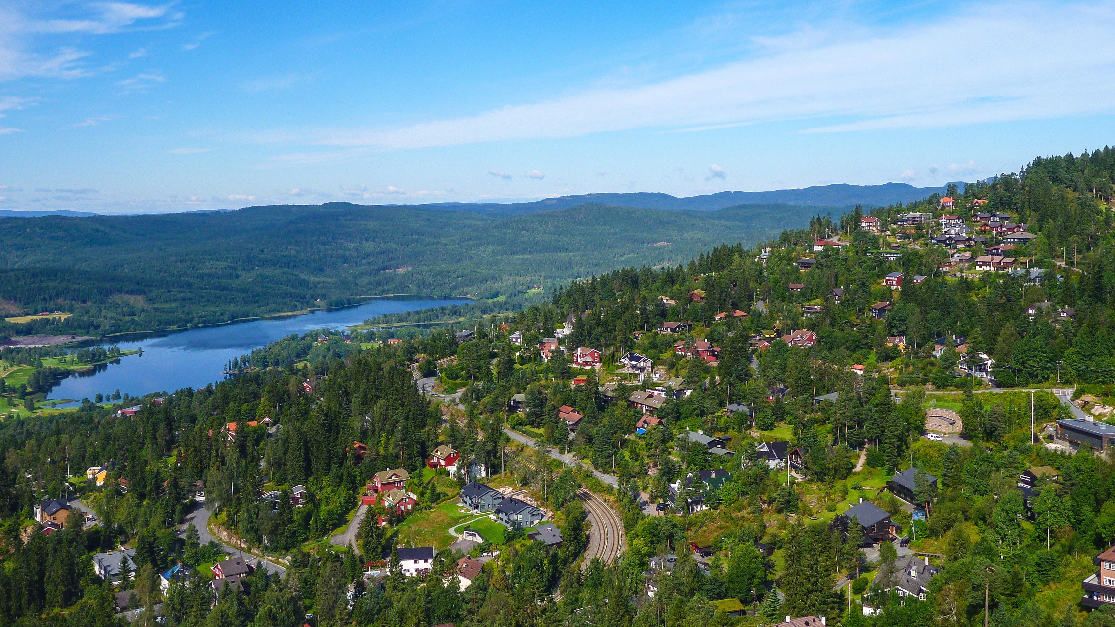 BOTPOST] Holmenkollen Oslo Norway [3840x2160] iimgurcom 3840x2160