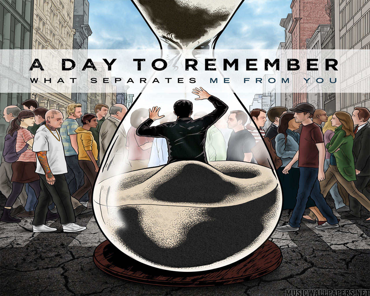 A Day To Remember wallpaper ALL ABOUT MUSIC 1280x1024