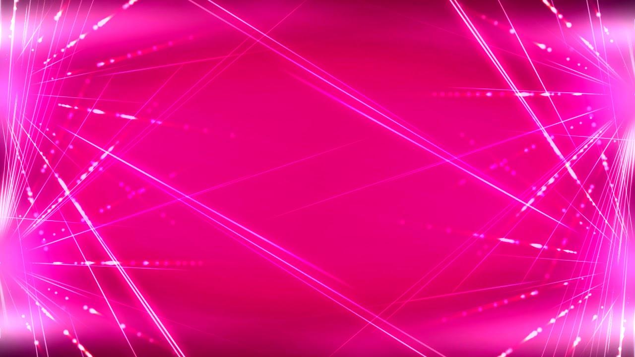 Pink Light Video Background Full HD DMX HD BG 246