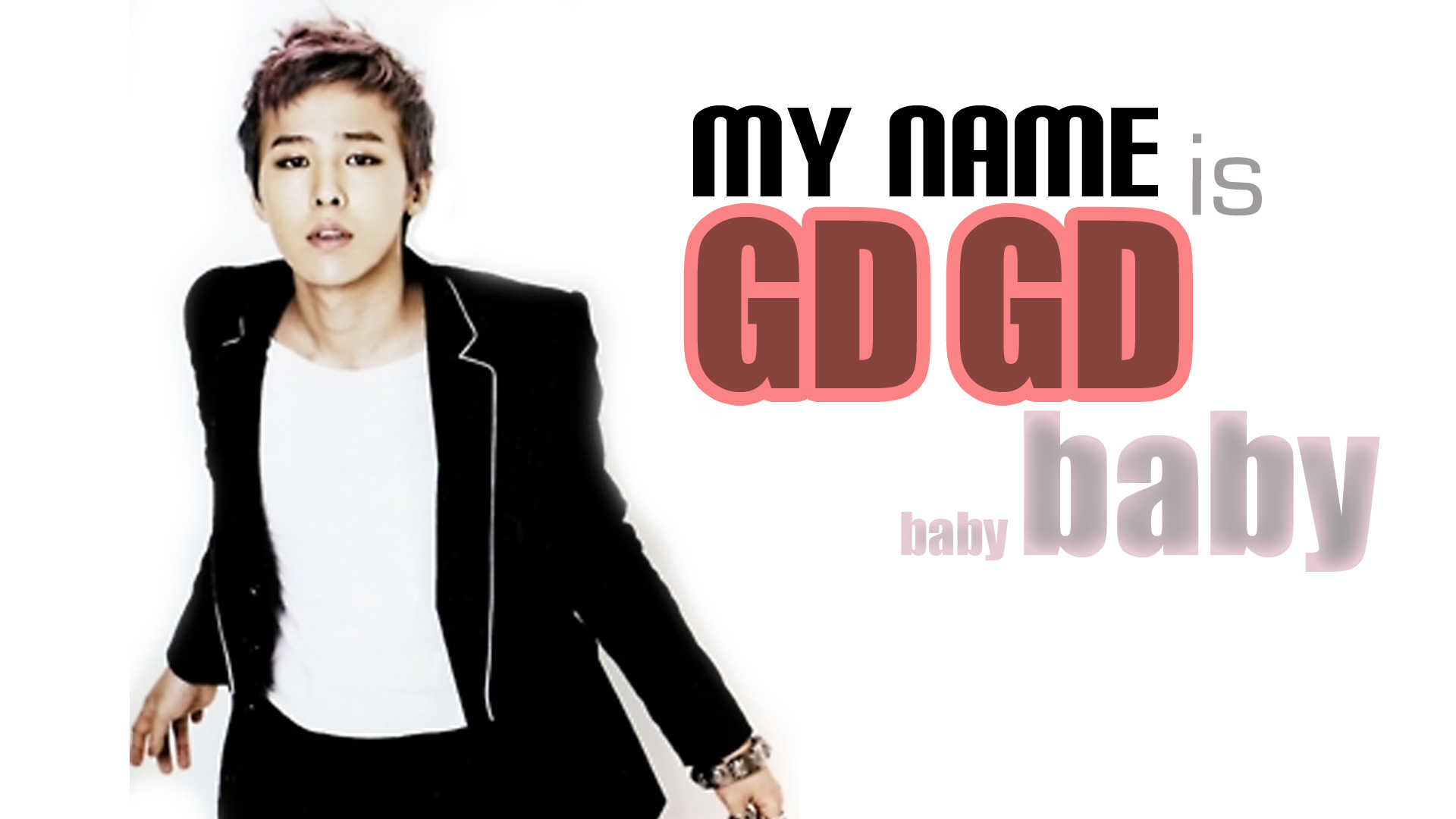 G Dragon Heartbreaker Wallpapers 1920x1080