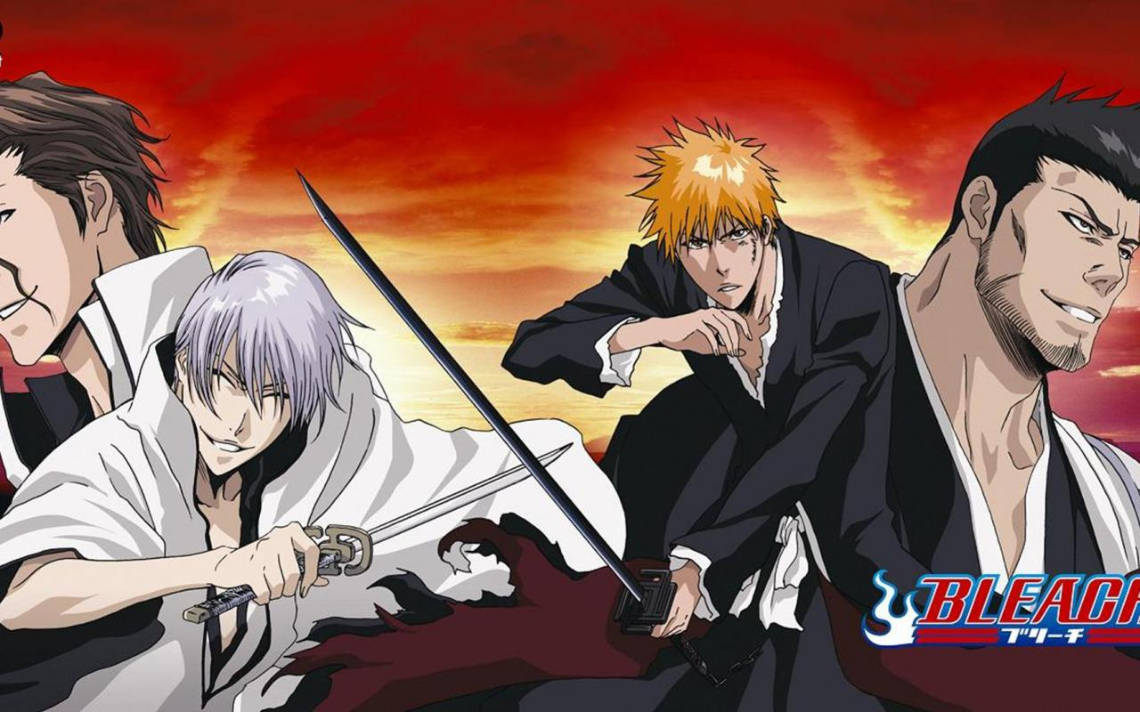 BLEACH WALLPAPERS   Bleach Anime Wallpaper 34292877 1280x800